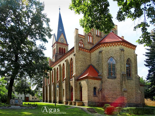 Evgl. Kirche in Heidesee-Friedersdorf