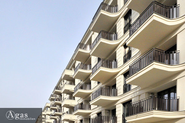 YOURS.BERLIN Kreuzberg - Straßenseitige Balkone