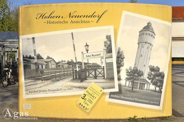Hohen Neuendorf - Historische Ansichten
