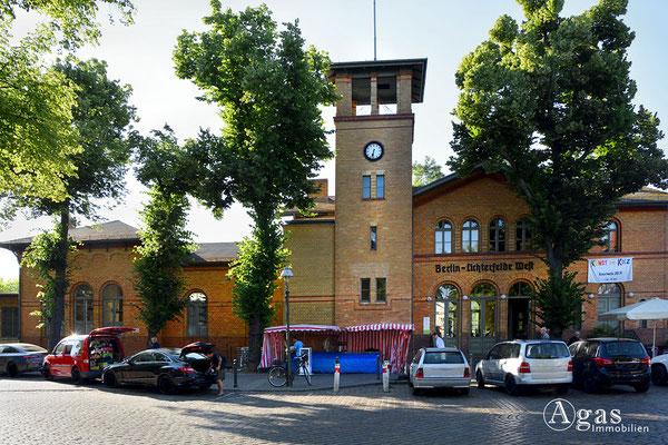 Immobilienmakler Lichterfelde - Bahnhof Lichterfelde West