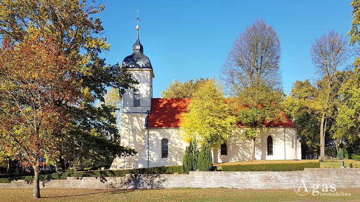 Makler Klosterfelde - Ev. Dorfkirche Klosterfelde