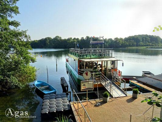 Makler Petershagen/Eggersdorf - Dampferfahrt auf dem Bötzsee