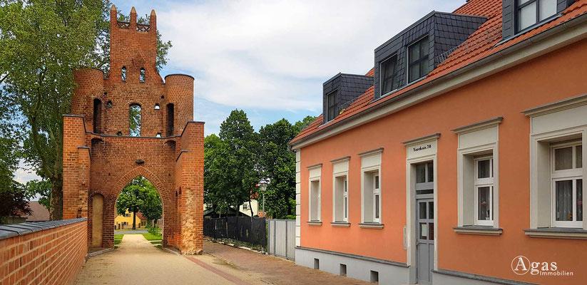 Immobilienmakler Mittenwalde - Yorkstraße am Alten Stadttor