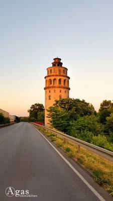 Makler Wildau - Wasserturm in Niederlehme