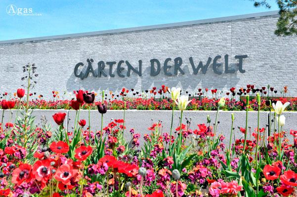 Berlin-Marzahn - Gärten der Welt