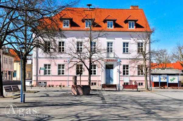 Müncheberg Rathaus
