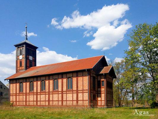 Immobilienmakler Zerpenschleuse - Ev. Kirche Zerpenschleuse
