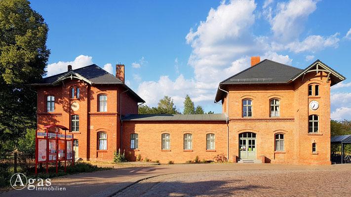 Immobilienmakler Kremmen - Bahnhof