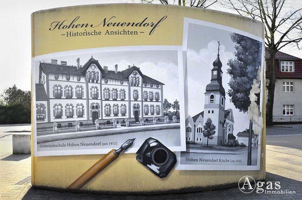 Hohen Neuendorf - Historische Ansichten (um 1910)