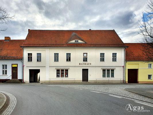 Immobilienmakler Müllrose - Rathaus
