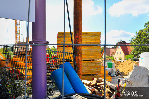 I LOVE Lichtenberg - Berlin - Baustellenimpression am Weitlingkiez
