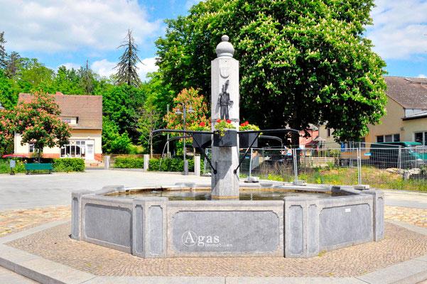 Rüdersdorf - Marktbrunnen