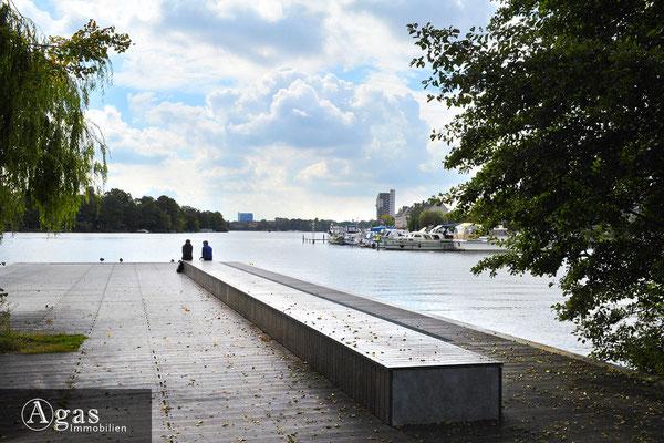 Havel Perle Berlin-Spandau - An der Havelspitze