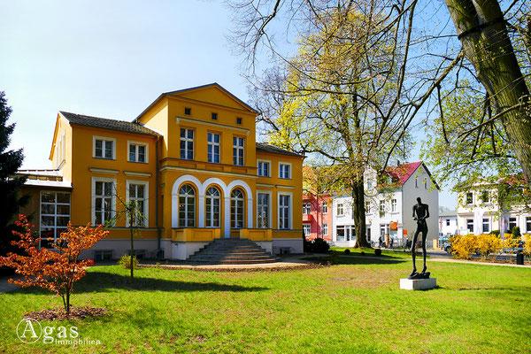 Immobilienmakler Erkner - Gerhart Hauptmann Museum