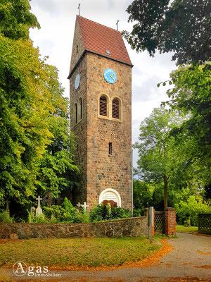Immobilienmakler - Dorfkirche Lichtenrade