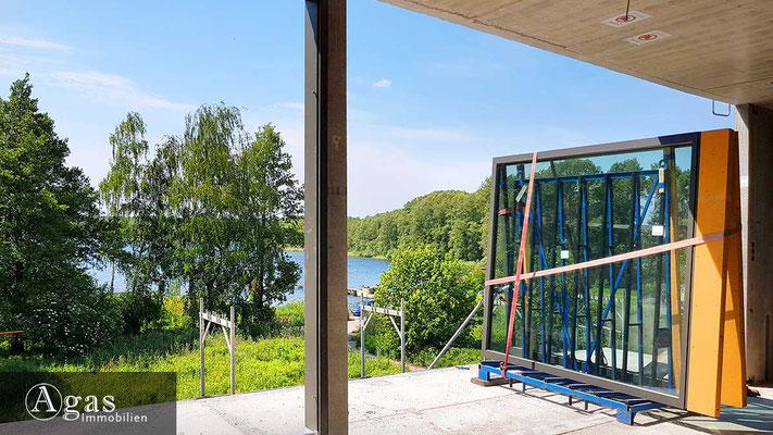 Am Pätzer See - Baufortschritte (Mai 2018)