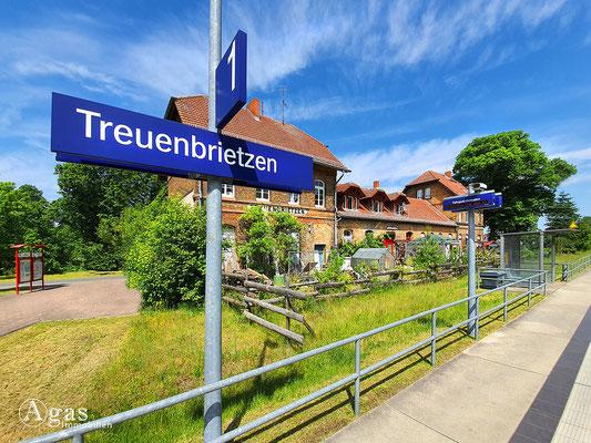 Immobilienmakler Treuenbrietzen - Bahnhof