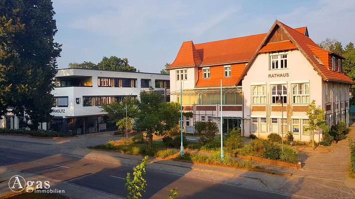 Makler Wandlitz - Gemeinde- und Rathaus Wandlitz
