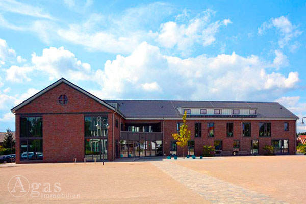 Ahrensfelde Ortszentrum