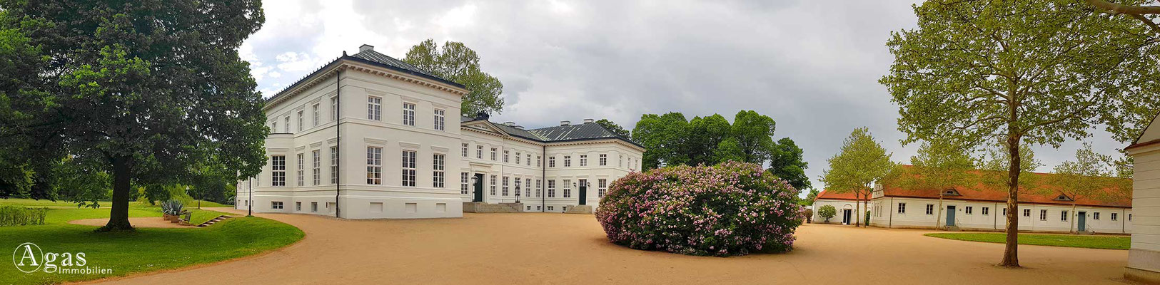 Immobilienmakler Neuhardenberg - Schloss Neuhardenberg