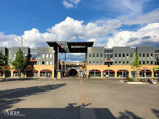 Immobilienmakler Hennigsdorf - Bahnhof Hennigsdorf