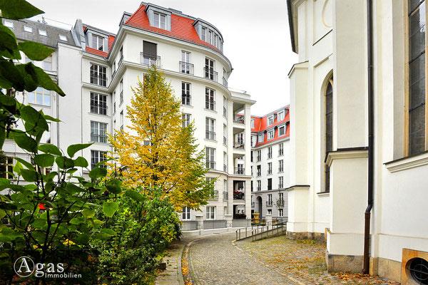 Klostergärten Berlin-Mitte - Wohnensemble an der Klosterstraße