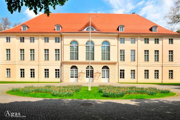 Immobilienmakler Berlin-Pankow - Schloss Schönhausen