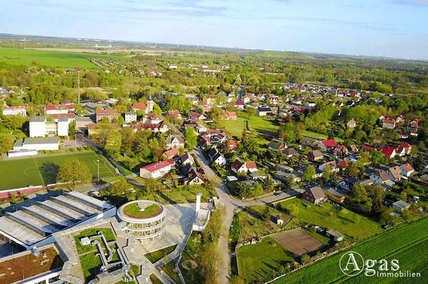 Mühlenbeck - Luftbild