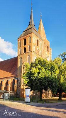 Immobilienmakler Gransee - Ev. St. Marienkirche