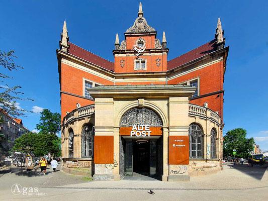 Immobilienmakler Neukölln - Spaces Alte Post (Neukölln) - Karl-Marx-Straße