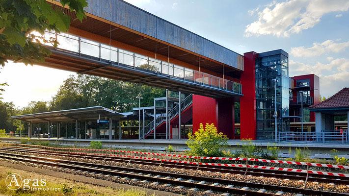 Immobilienmakler Hoppegarten - S-Bahnbrücke Hoppegarten (Mark)