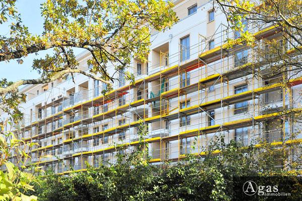 Park Suites Wilmersdorf - Baufortschritte am Park