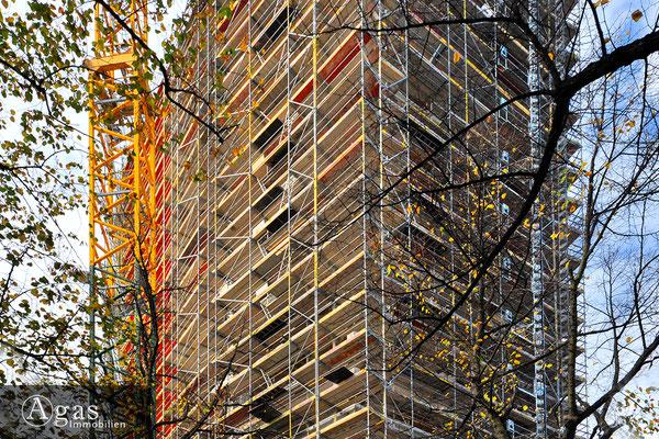 HIGH WEST Berlin-Charlottenburg - Wohnturm an der Katharinenstraße