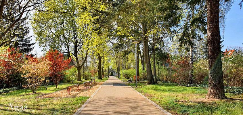 Immobilienmakler Blankenfelde-Mahlow - Märkische Promenade