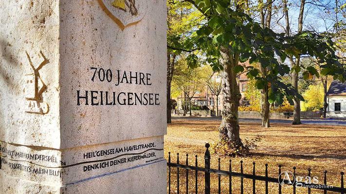 Makler Heiligensee - 700 Jahre Heil'gensee am Havelstrand
