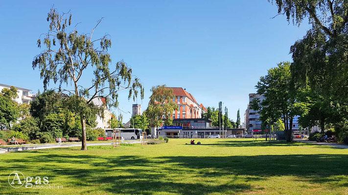 Immobilienmakler Bayerisches Viertel - U-Bahnhof Bayerischer Platz