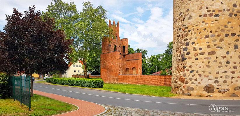 Immobilienmakler Mittenwalde - Altes Stadttor