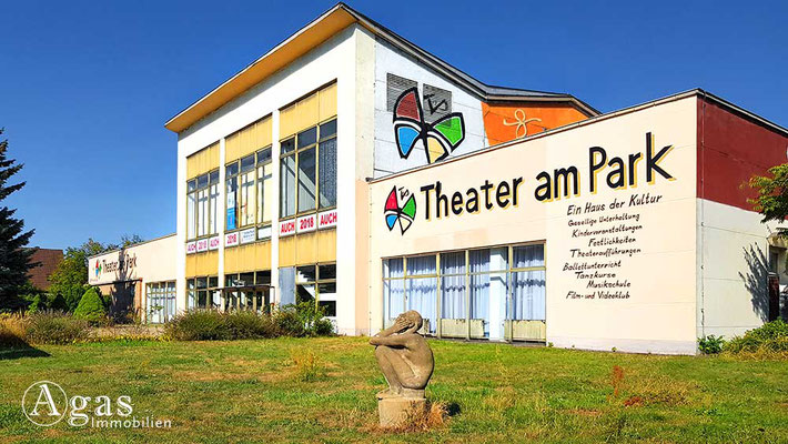 Immobilienmakler Biesdorf - Theater am Park