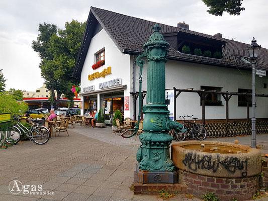 Immobilienmakler Lichtenrade - Cafe Obergfell in Alt-Lichtenrade