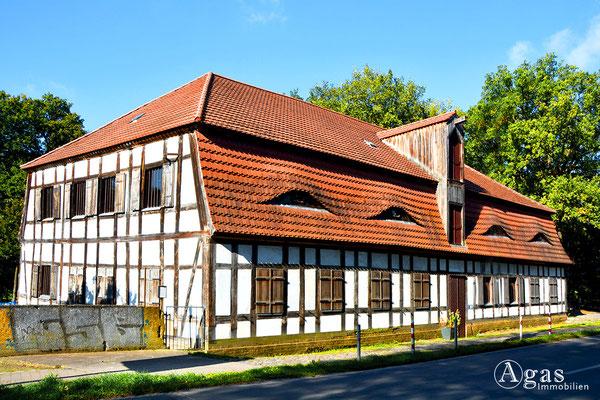 Waldgartenkulturgemeinde  Schöneiche - Alter Raufutterspeicher