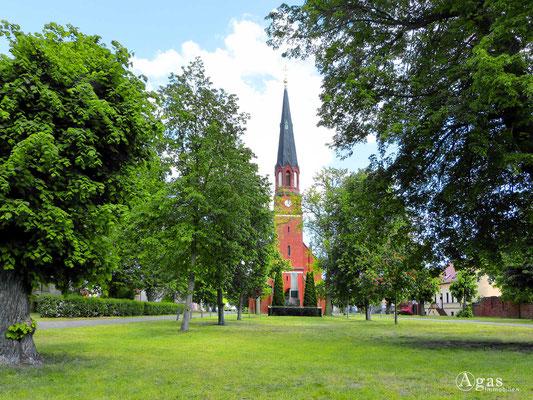 Immobilienmakler Paaren im Glien - Ev. Dorfkirche