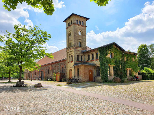 Immobilienmakler Neukölln - Museum Neukölln Gutshof Britz Alt-Britz 81