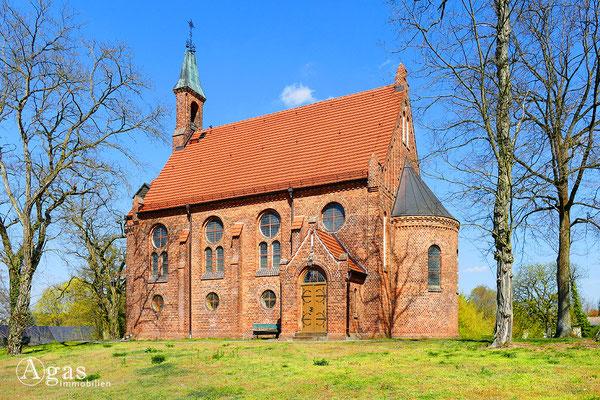 Immobilienmakler Grünheide - Kirche zum Guten Hirten