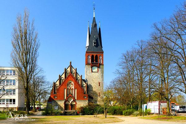Immobilienmakler Erkner - Genezareth Kirche