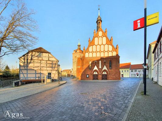 Immobilienmakler Luckenwalde - St. Johanneskirche