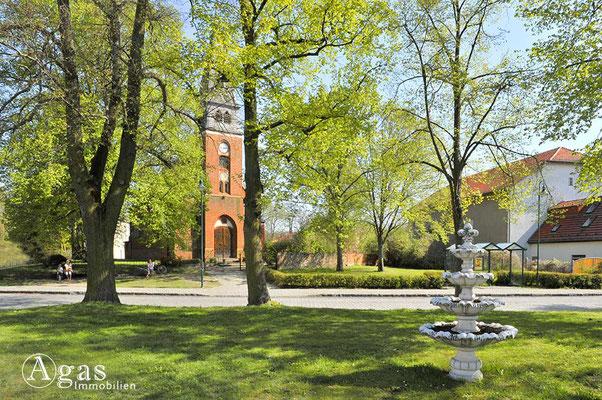 Schildow - Evgl. Dorfkirche Schildow