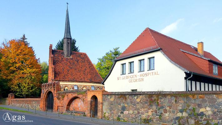 Bernau - St. Georgen - Hospital Gegr. 1328