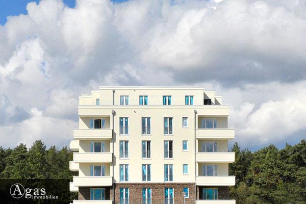 Brunnen Viertel Potsdam - Fertiggestelltes Haus in Potsdam Süd