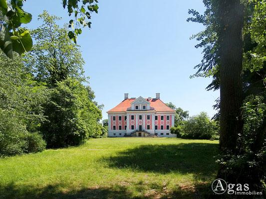 Makler Rietz-Neuendorf - Der barocke Schlossgarten von Groß Rietz