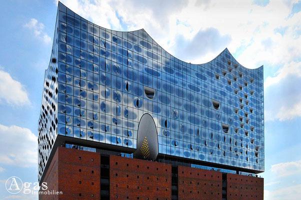Immobilienmakler Hamburg - Elbphilharmonie